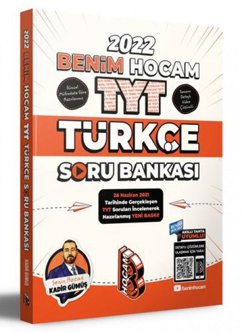 Benim Hocam Yayınları 2022 TYT Türkçe Soru Bankası