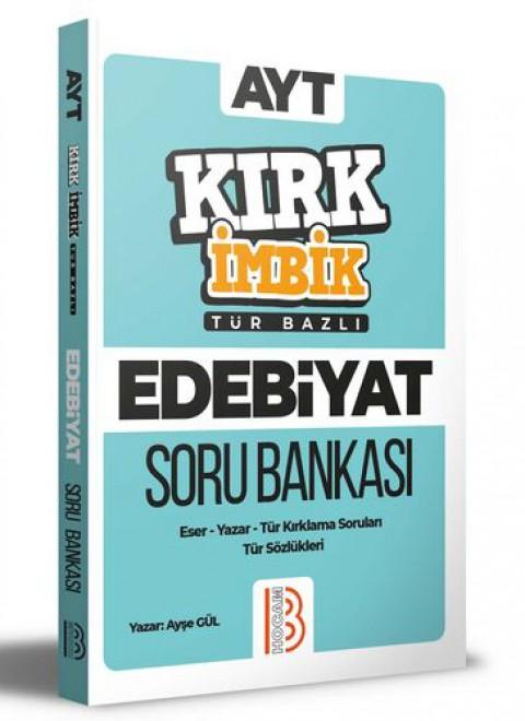 Benim Hocam Yayınları AYT Türk Dili ve Edebiyatı Kırk İmbik Soru Bankası