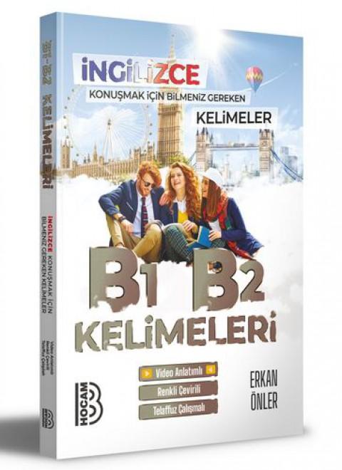 Benim Hocam Yayınları İngilizce Konuşturan B1 B2 Kelimeleri