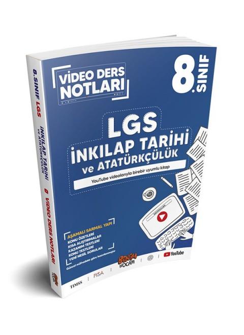 Benim Hocam Yayınları LGS 8.Sınıf İnkılap Tarihi ve Atatürkçülük