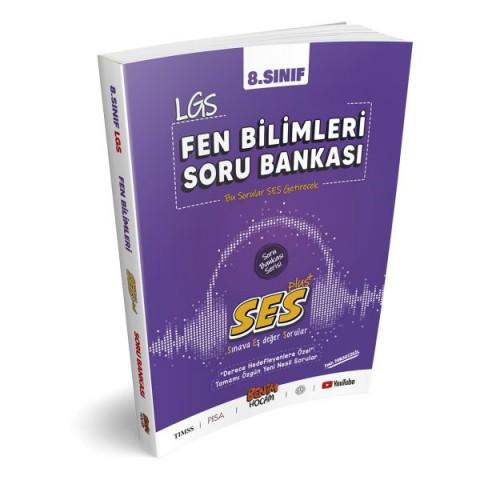 Benim Hocam Yayınları LGS 8.Sınıf SES Serisi Fen Bilimleri Soru Bankası