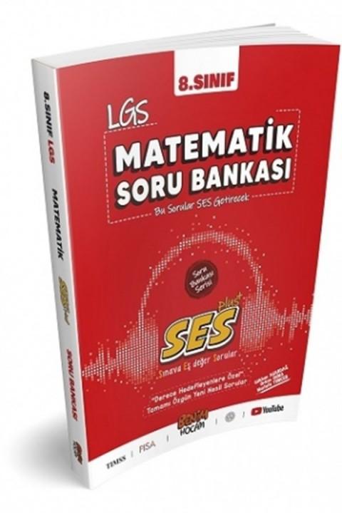 Benim Hocam Yayınları LGS 8.Sınıf SES Serisi Matematik Soru Bankası