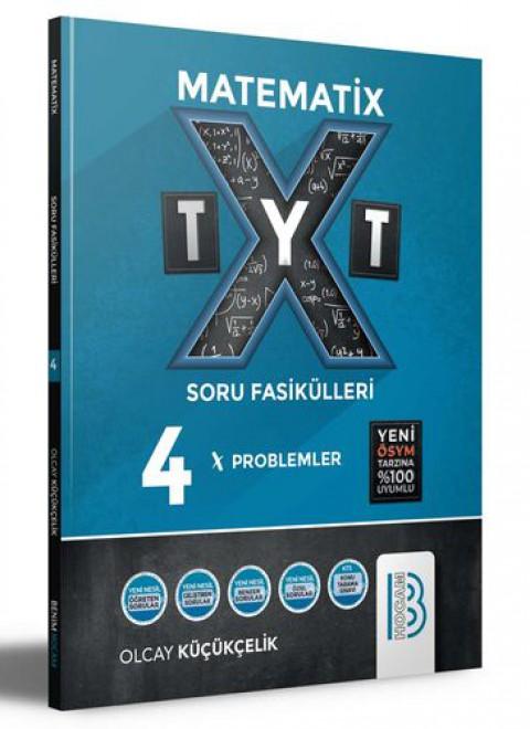 Benim Hocam Yayınları TYT Matematix Soru Fasikülleri 4 Problemler
