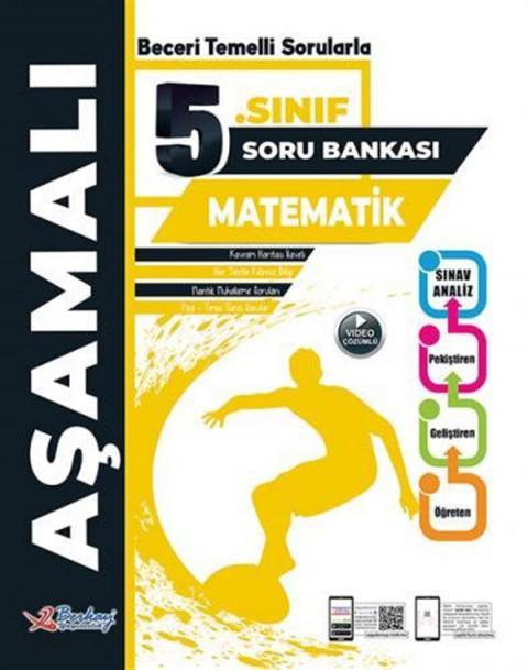 Berkay Yayıncılık 5. Sınıf Matematik Aşamalı Soru Bankası
