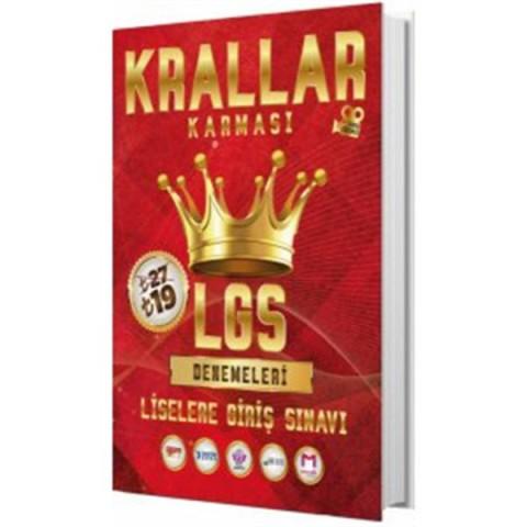 Bes LGS Krallar Karması Denemeleri Bes Yayınları
