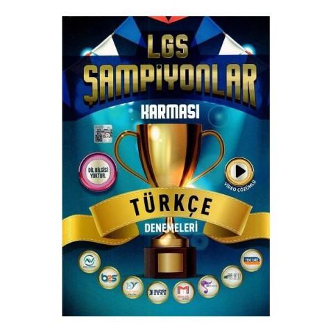 Bes Yayınları 8. Sınıf LGS Türkçe 8 li Denemeleri