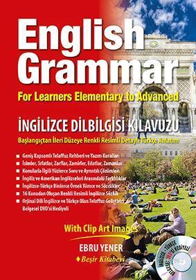 Beşir Kitabevi English Grammar İngilizce Dilbilgisi Kılavuzu