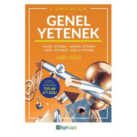 Bilgi Küpü Yayınları 3. Sınıf Genel Yetenek