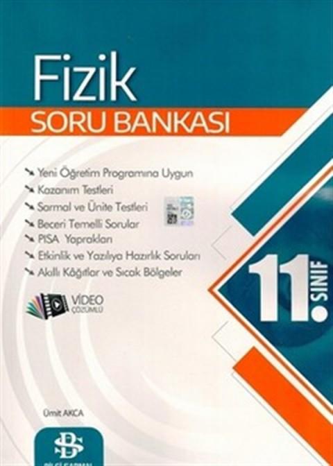 Bilgi Sarmal Yayınları 11. Sınıf Fizik Soru Bankası(2020-2021)