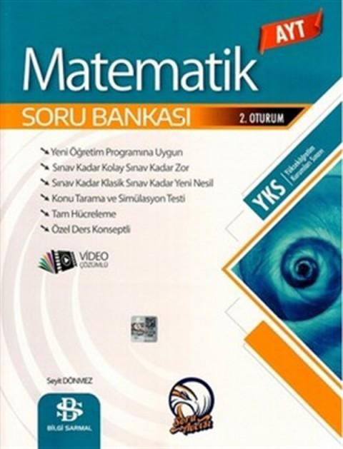 Bilgi Sarmal Yayınları AYT Matematik Soru Bankası