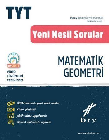 Birey Yayınları TYT Matematik Geometri Yeni Nesil Sorular