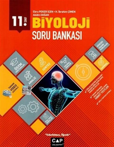 Çap 11. Sınıf Anadolu Lisesi Biyoloji Soru Bankası(2020-2021)