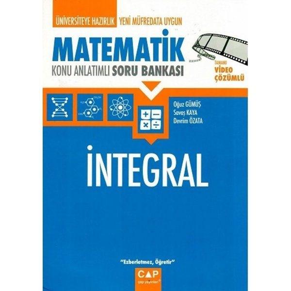 Çap Matematik Fasikülleri İntegral Konu Anlatımlı Soru Bankası