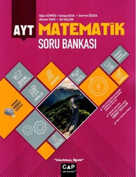 Çap Yayınları AYT Matematik Soru Bankası