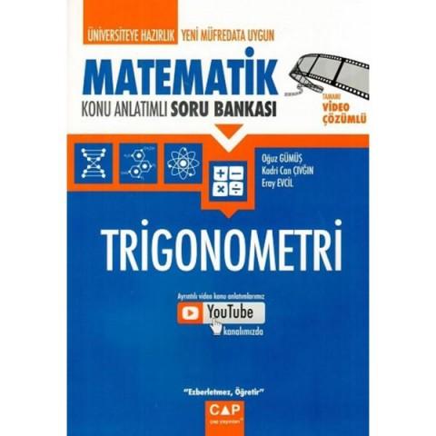 Çap Yayınları Üniversiteye Hazırlık Matematik Trigonometri Konu Anlatımlı Soru Bankası