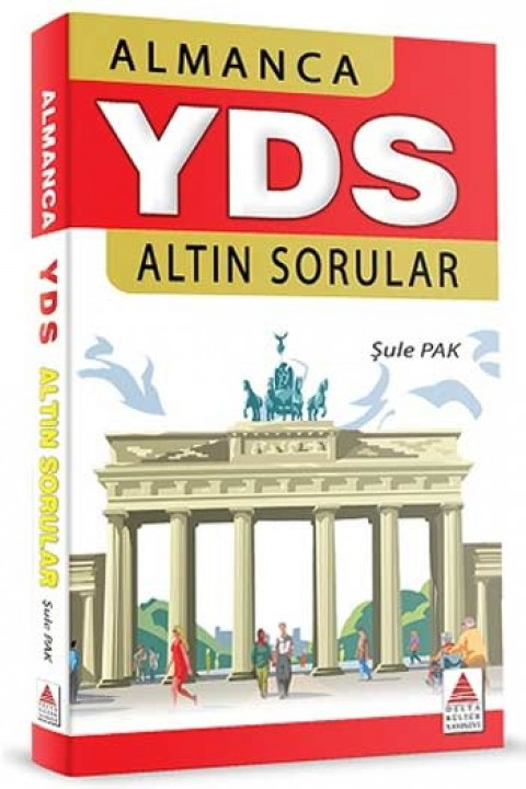 Delta Kültür Yayınları YDS Almanca Altın Sorular