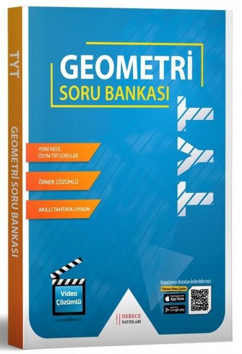 Derece Yayınları YKS TYT Geometri Soru Bankası