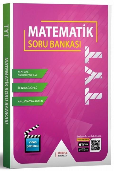 Derece Yayınları YKS TYT Matematik Soru Bankası