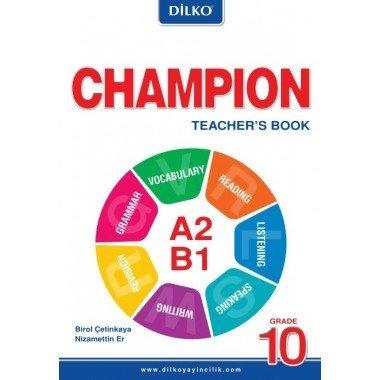 Dilko Yayıncılık 10. Sınıf Champion A2 B1 Grade 10