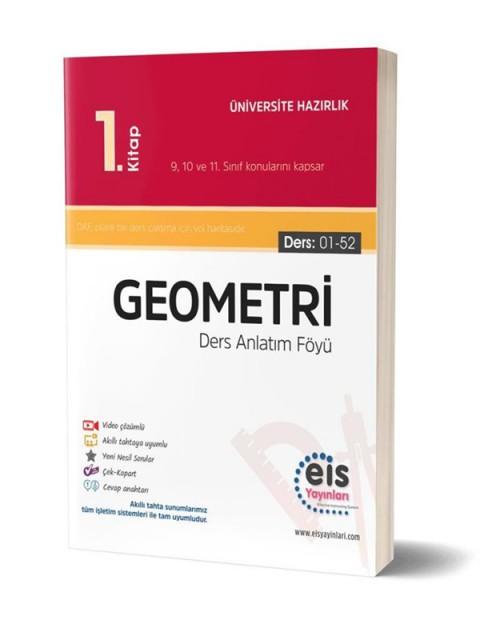 Eis Yayınları YKS Geometri 1. Kitap Ders Anlatım Föyü