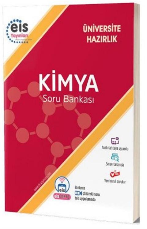 Eis Yayınları YKS Kimya Soru Bankası