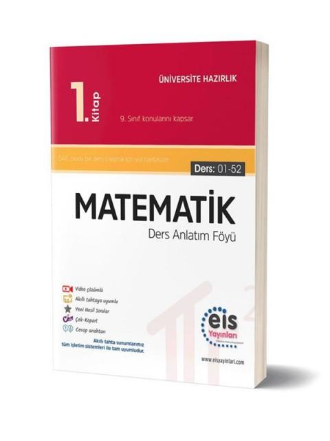 Eis Yayınları YKS Matematik 1. Kitap Ders Anlatım Föyü