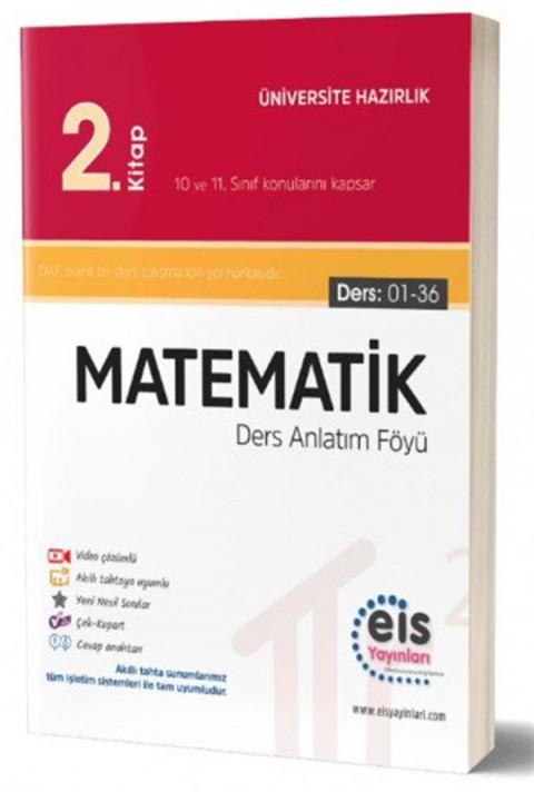 Eis Yayınları YKS Matematik Ders Anlatım Föyü 2. Kitap