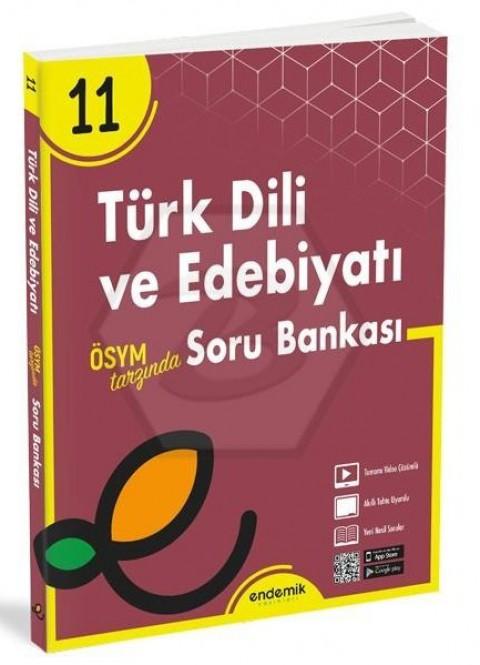 Endemik Yayınları 11. Sınıf Türk Dili ve Edebiyatı Soru Bankası