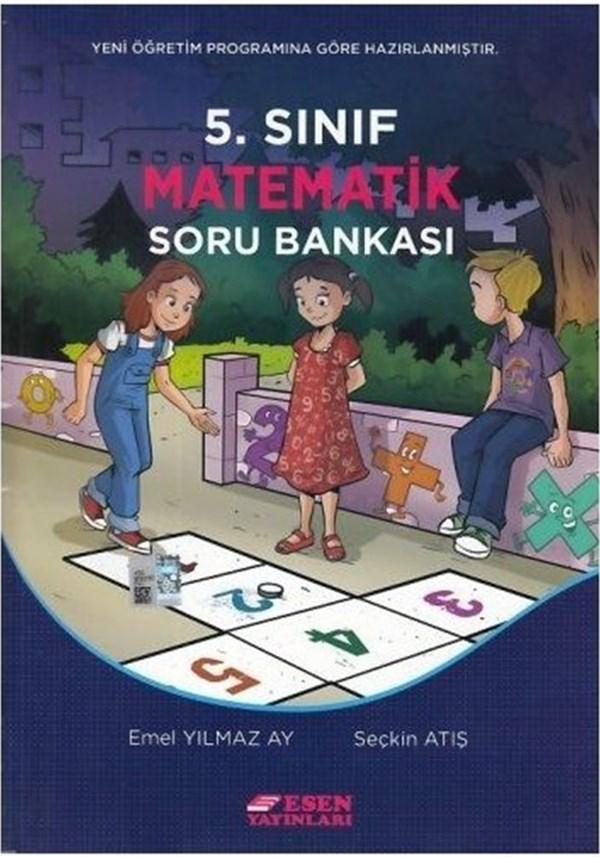 Esen Yayınları 5. Sınıf Matematik Soru Bankası