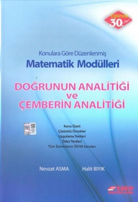 Esen Yayınları Doğrunun Analitiği Ve Çemberin Analitiği