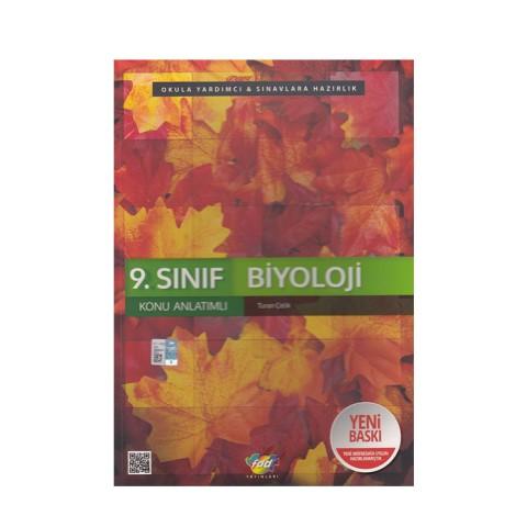 FDD Yayınları 9. Sınıf Biyoloji Konu Anlatımlı