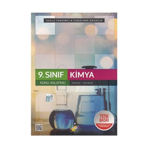FDD Yayınları 9. Sınıf Kimya Konu Anlatımlı