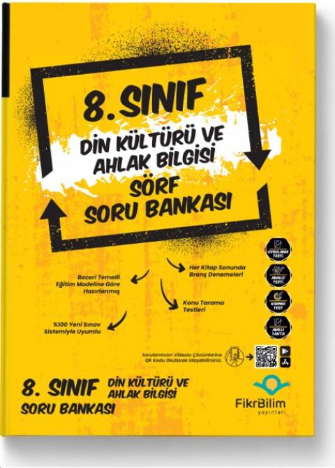 FikriBilim 8.Sınıf Din Kültürü Sörf Soru Bankası