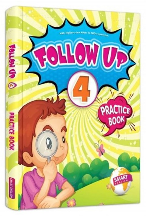 Follow Up 4 Practice Book Smart English