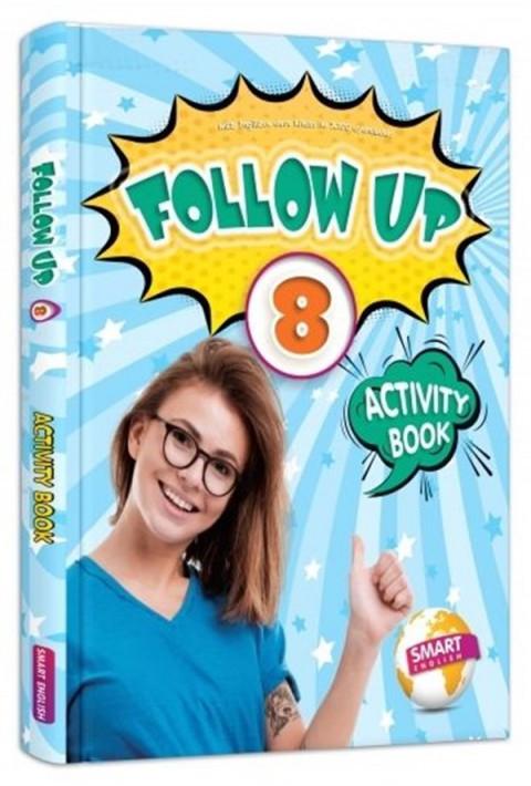 Follow Up 8 Activity Book Smart English