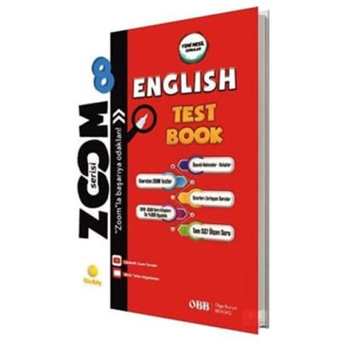 Günay Yayınları 8.Sınıf İngilizce Zoom Soru Bankası