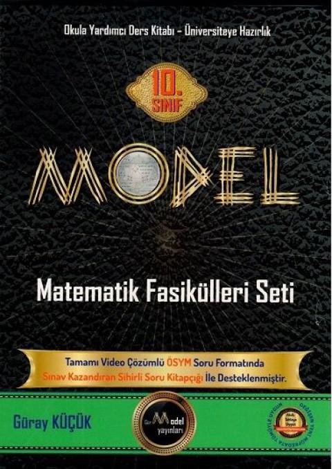 Gür Model Yayınları 10. Sınıf Matematik Fasikülleri Seti