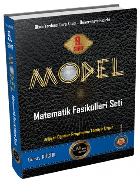 Gür Model Yayınları 9. Sınıf Matematik Fasikülleri Seti