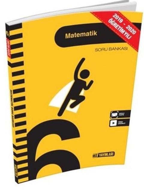 Hız Yayınları 6. Sınıf Matematik Etkinlik Defteri