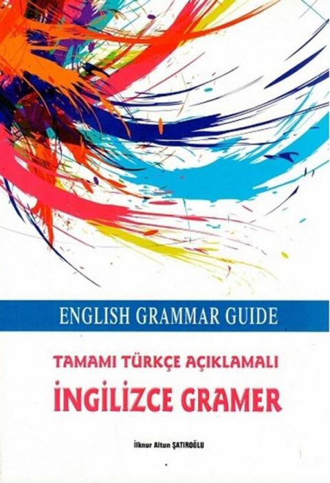 İngilizce Gramer Kapadokya Kitabevi