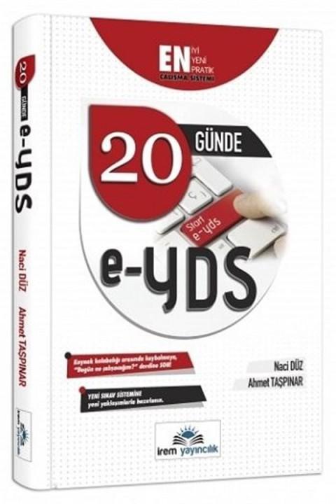 İrem Yayıncılık 20 Günde E YDS