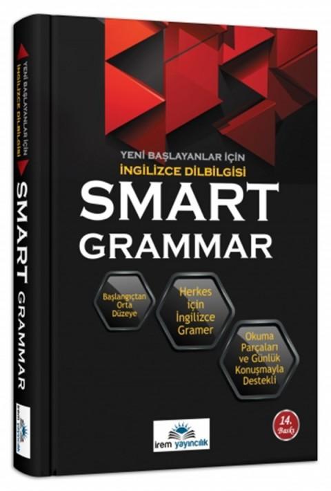 İrem Yayıncılık İngilizce Dilbilgisi Smart Grammar