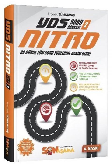 İrem Yayıncılık YDS Son Aşama Nitro Soru Bankası 2