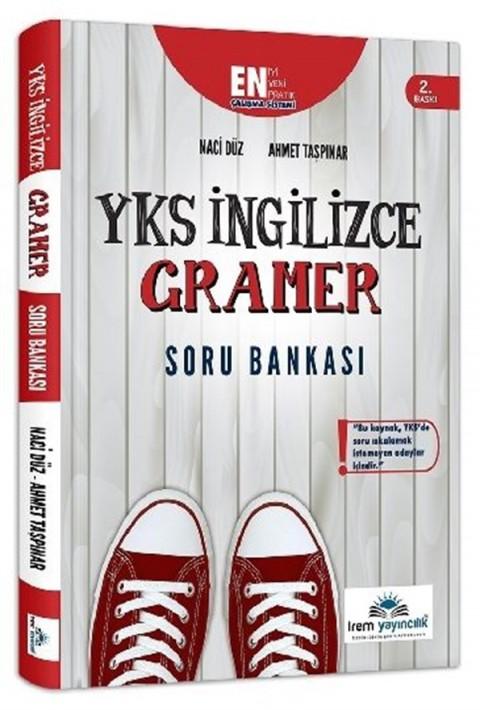İrem Yayıncılık YKS İngilizce Gramer Soru Bankası