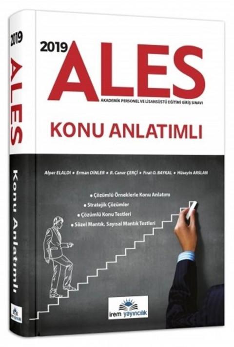 İrem Yayınları 2019 ALES Konu Anlatımlı