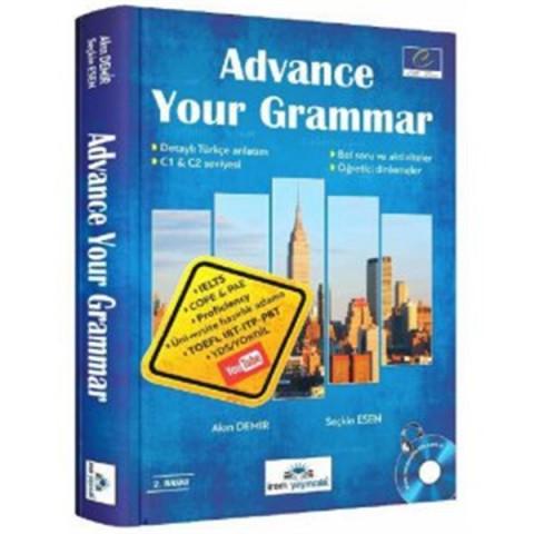 İrem Yayınları Advance Your Grammar
