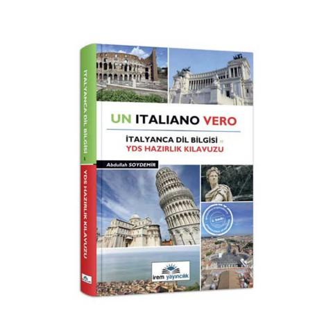 İtalyanca Dil Bilgisi ve YDS Hazırlık Kılavuzu İrem Yayınları