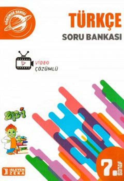 İşleyen Zeka Yayınları 7. Sınıf Yörünge Türkçe Soru Bankası