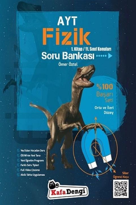 Kafa Dengi AYT Fizik Olmazsa Olmaz Soru Bankası 1. Kitap