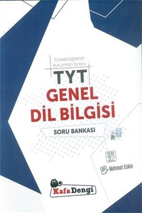 Kafa Dengi TYT Genel Dil Bilgisi Soru Bankası